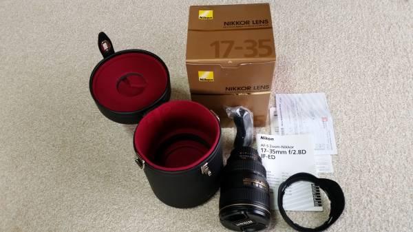 ★【新品】Nikon ニコン ニッコールレンズ 17-35mm f/2.8D IF-ED★