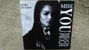 JANET JACKSON/MISS YOU MUCH THE REMIXES/国内盤帯無し/ジャネット・ジャクソン/ミス・ユー・マッチ ザ・リミックス