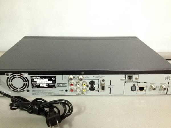 【 TOSHIBA 東芝 トーシバ 】 RD-E160 / VARDIA / HDD/DVD 一体型 レコーダー_画像3
