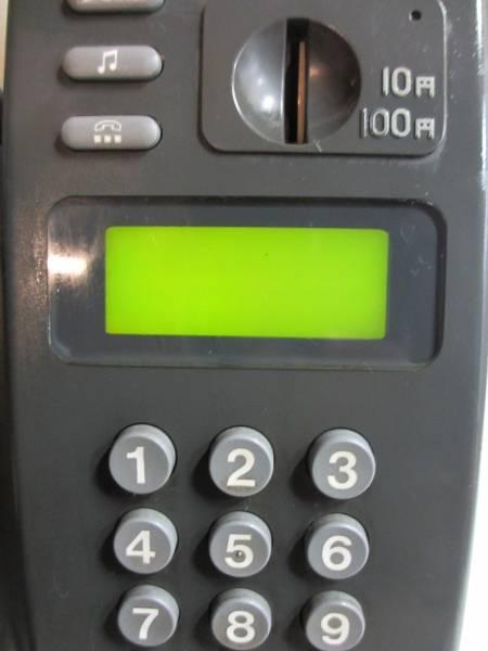 【アンティーク】レトロ 日本電信電話 NTT 公衆電話 PT-1P♪_画像2