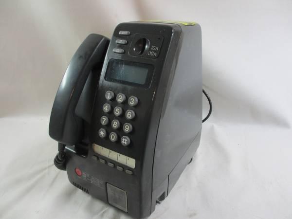 【アンティーク】レトロ 日本電信電話 NTT 公衆電話 PT-1P♪
