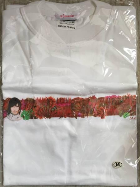 宇多田ヒカル 非売品Tシャツ sakuraドロップス フランス製 ライブグッズの画像