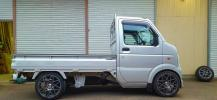 * Carry DA63T 2WD 5F silver H25 year Kanagawa prefecture inspection 29/5 month *