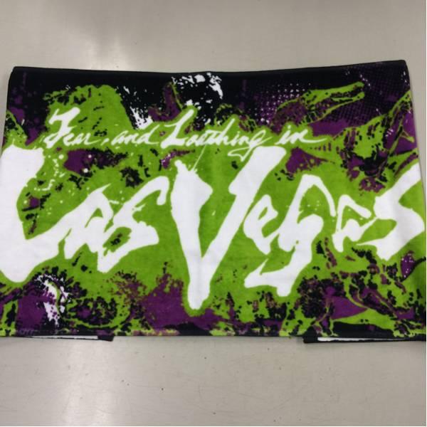 ★☆Fear and loathing in Las Vegas☆フェイスタオル☆★