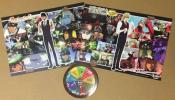 TIGER&BUNNY キャラクロ ルーレット ポストカード ランチョンマット アニON リクエストカード