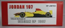スタジオ27 1/20 ジョーダン197 ベルギーGP 1997