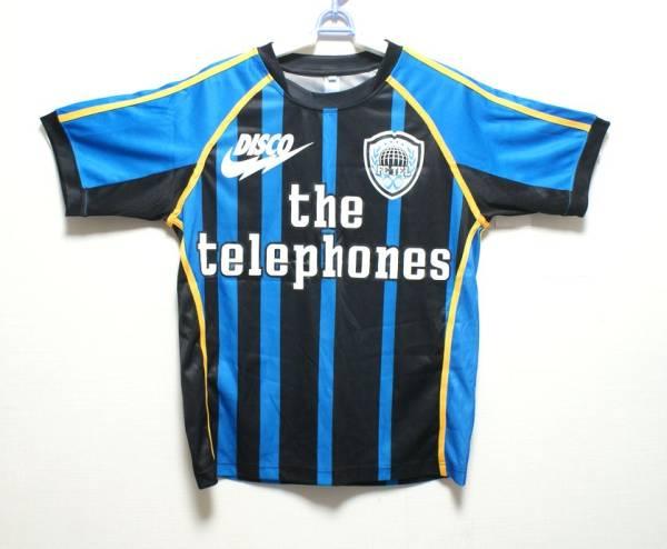 the telephones(ザ・テレフォンズ)サッカー シャツ ユニフォーム