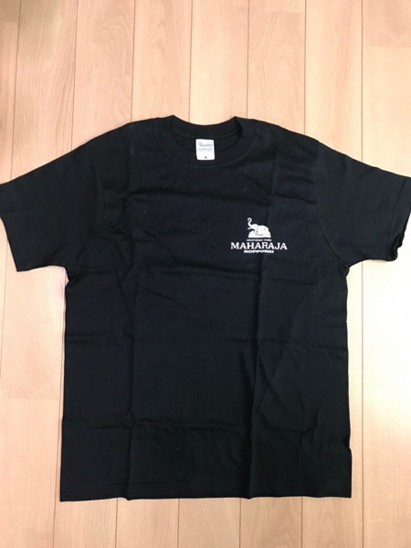 【新品未使用】マハラジャ 六本木6周年 非売品 Tシャツ 黒
