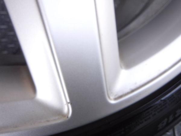ベンツ純正 W211 Eクラス AMG スタイリング 3 Ⅲ 18インチ 9J +39 5穴 PCD112 リア 2本_画像7