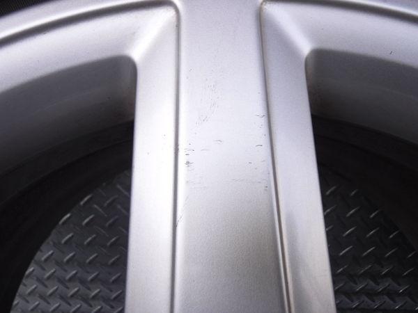 ベンツ純正 W211 Eクラス AMG スタイリング 3 Ⅲ 18インチ 9J +39 5穴 PCD112 リア 2本_画像6