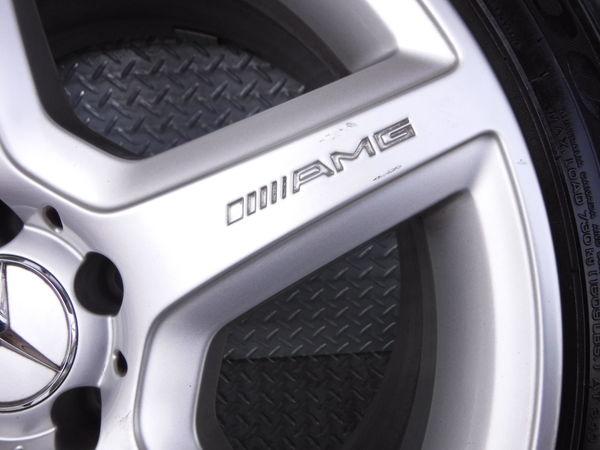 ベンツ純正 W211 Eクラス AMG スタイリング 3 Ⅲ 18インチ 9J +39 5穴 PCD112 リア 2本_画像4
