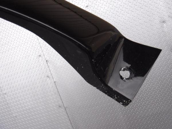 マルガヒルズ NA1 NSX エアロ フロント オーバーフェンダー 30mmワイド 即納 ブラック_画像4