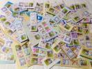 1円〜★日本使用済み切手500円 奥入瀬渓流100枚 紙付き★2000