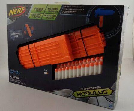 新品 ナーフ Nerf Modulus Flip Clip Upgrade Kit