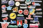合計37枚 航空会社ステッカーシールスーツケースデカール新品