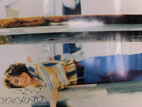 大黒摩季 永遠の夢に向かって 新品 B2サイズ  ポスター