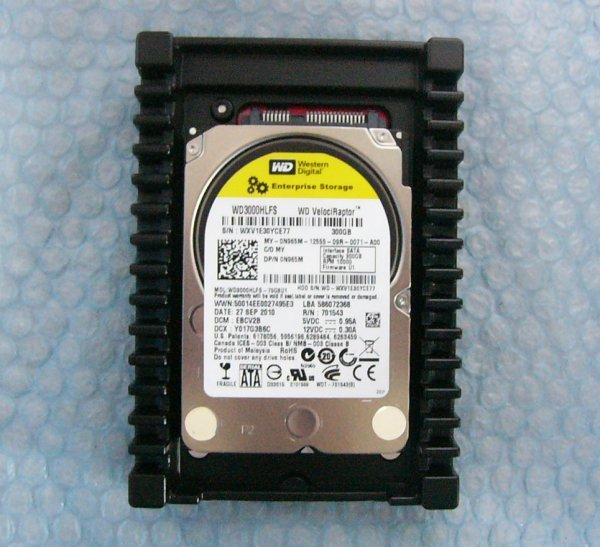 kl5 WesternDigital WD VelociRaptor WD3000HLFS 300GB 10000rpm SATA