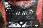 新品未開封 MONOEYES L Tシャツ モノアイズ 細美武士 ブラック レッド 猫 ネコ バンドT ライブ グッズ the HIATUS ハイエイタス ELLEGARDEN