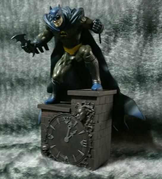 時計台のバットマン(稀少)_画像2