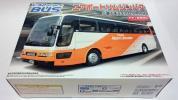 【絶版】アオシマ 1/32 バス エアロクィーン エアポートリムジンバス(東京空港交通)