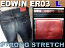 EDWIN ER03 【強ストレッチ】 L / Jerseys 【管43-2】 ジャージーズ