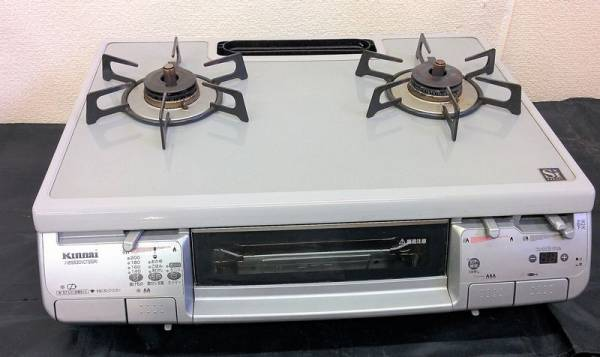 リンナイ ガステーブル ガラストップ RTS-S630VCTS-R LPガス用