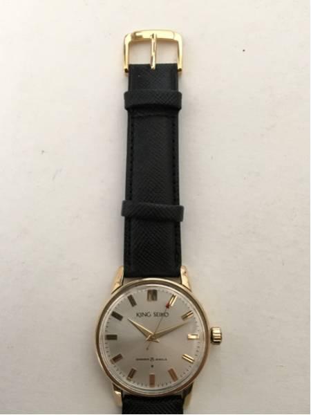 初期 キングセイコー 手巻き SEIKO 腕時計 KS 14