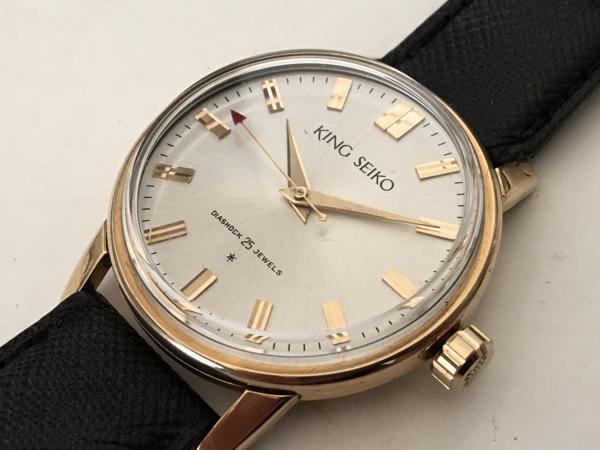 初期 キングセイコー 手巻き SEIKO 腕時計 KS 14_画像2