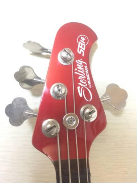 Sterling by Musicman SB14