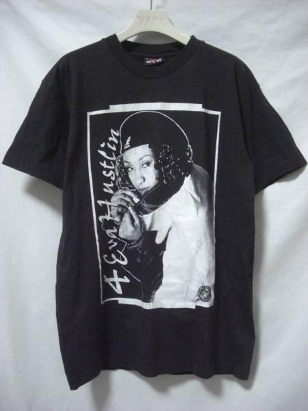 1995 SUGA-T 4 Eva Hustlin' Tシャツ M RAP TEE