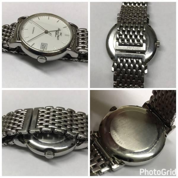 ・(美品)IWC 3513 ポートフィノ メンズ腕時計 自動巻 中古_画像2