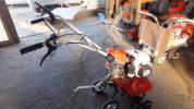 ヤンマー小型耕運機 MT30DX 整備ずみ すぐ使えます バック付き 移動車輪付き