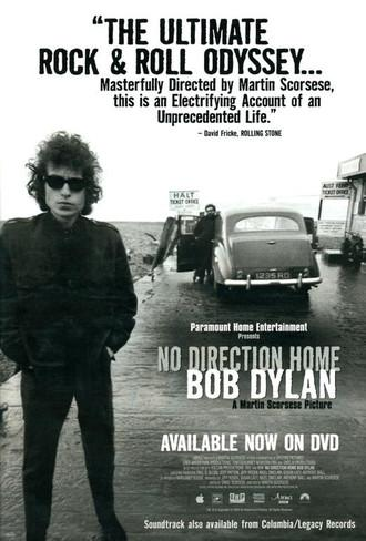 BOB DYLAN NO DIRECTION HOME 海外限定特大ポスター 正規品 日本未発売 69cm x 102cm ボブディラン インテリア