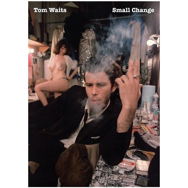 TOM WAITS 海外限定ポスター 84cm×60cm blues トムウェイツ フォーク ジャズ インテリア コーヒー & シガレッツ
