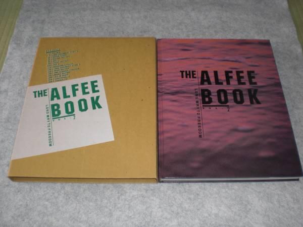 『THE ALFEE アルフィー・ブック vol.2』