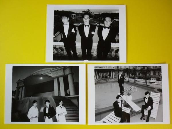 写真のようなカード◆イコシン◆IKOSHIN:山本振市,山本生留成,山本弘明,エレクトロサウンド