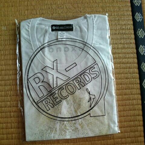 [Alexandros]冬限定TシャツSサイズ ライブグッズの画像