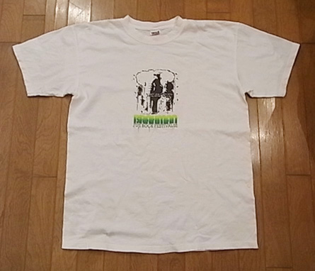 ■BRAHMAN美品レア!FUJI ROCK 2002 TシャツWH-Lブラフマン フジロック ロックTシャツ