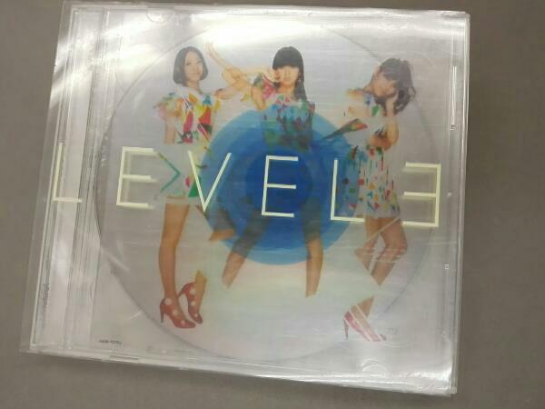 Perfume LEVEL3(初回限定盤)(DVD付) ライブグッズの画像