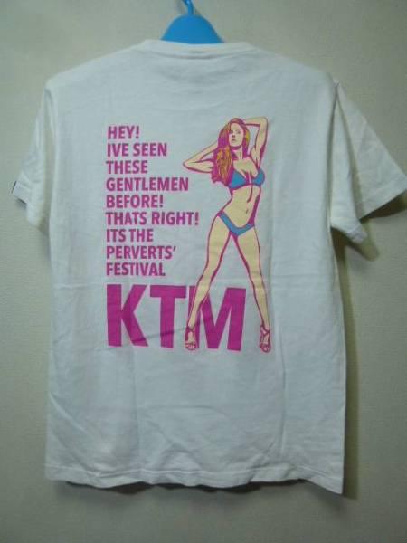 ケツメイシ 2011ツアーTシャツ・白・S(KTM)