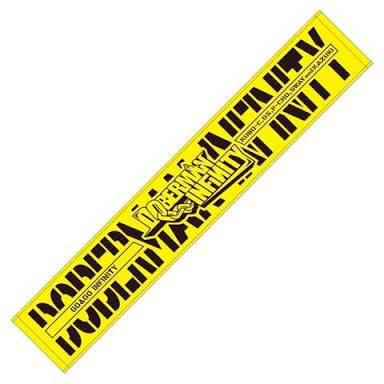 Doberman infinity 初期 激レア マフラー タオル 中古 使用済み