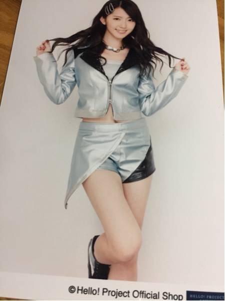 鈴木愛理 写真 ② シルバー 衣装 ℃-ute キュート ハロプロ ライブグッズの画像