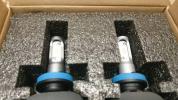キャンセラー内臓LED ヘッドライト フォグランプ H8 H9 H11 H16ホワイト 6500K ゴルフ6 GTI GOLF Ⅵ GTI ポロ 輸入車 球切れ警告