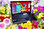 東芝 dynabook T554/67KBS◆win10/Core i 7/Bluray/最大値16GB/新品SSD480GB/黒光り美品