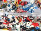 処分 LEGO いろいろ 詳細不明 欠品有無不明 5㎏程 船 車両 フォークリフト スペース系 レゴ ブロック ジャンクで 格安処分