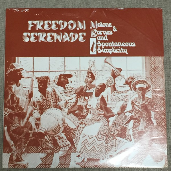 Malone & Barnes - Freedom Serenade - Humpin' International ■ シールド 未開封_画像1