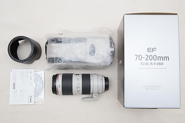 Canon EF70-200mm F2.8L IS II USM キヤノン キャノン 望遠 レンズ