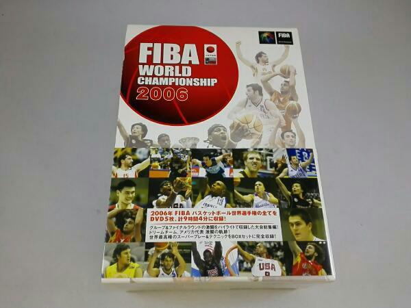 2006FIBAバスケットボール世界選手権 オフィシャルDVD_画像1