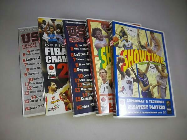 2006FIBAバスケットボール世界選手権 オフィシャルDVD_画像3