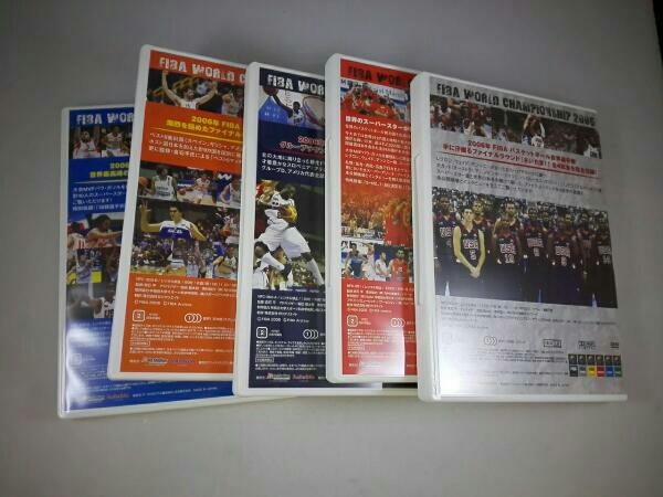 2006FIBAバスケットボール世界選手権 オフィシャルDVD_画像4